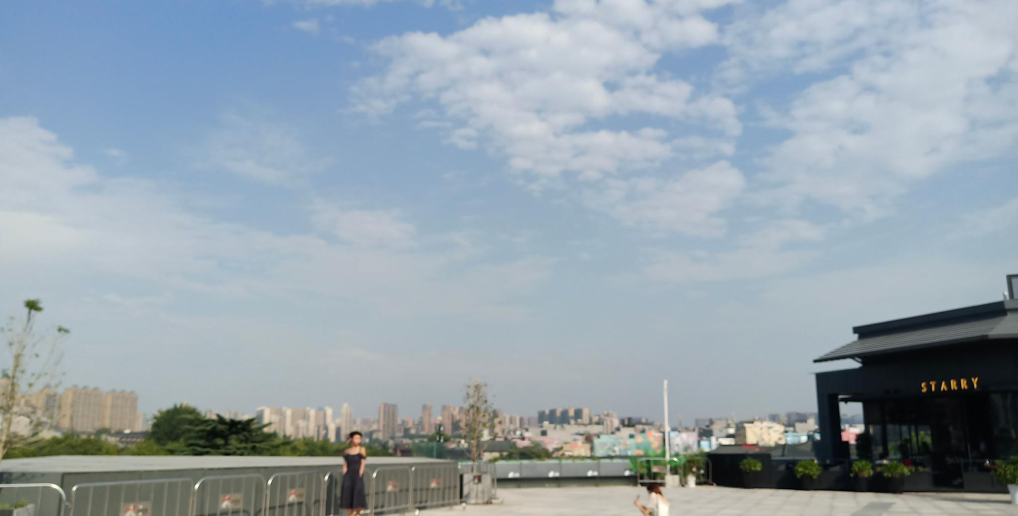 曲江大悦城360度观景平台,摄影爱好者的打卡胜地