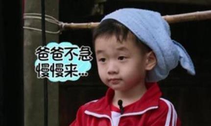 奥运冠军杨威的儿子长大了,当初软萌的杨阳洋,如今变化真的很大