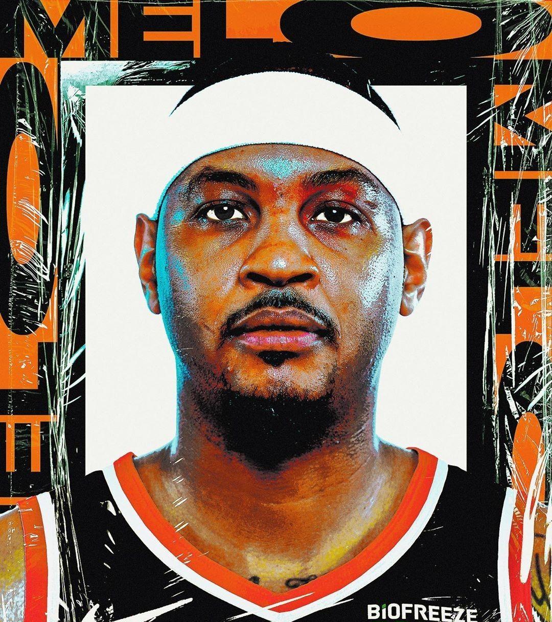 瓜哥新鲜出炉!NBA球星肖像特效图专辑
