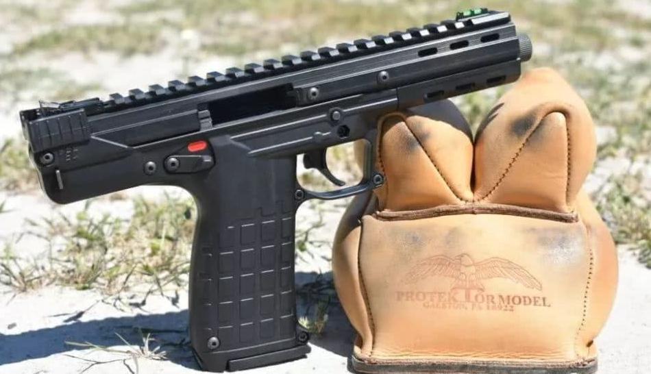 小手枪大肚量——国外枪友评Keltec公司CP33手枪
