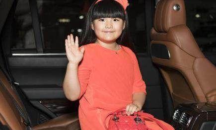 五位萌娃童星:小小春kimi森碟王诗龄小四月,你喜欢哪位?