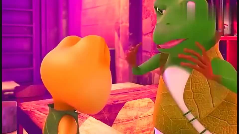 旅行吧井底之蛙男子不小心变成青蛙王子还被公主扇耳光