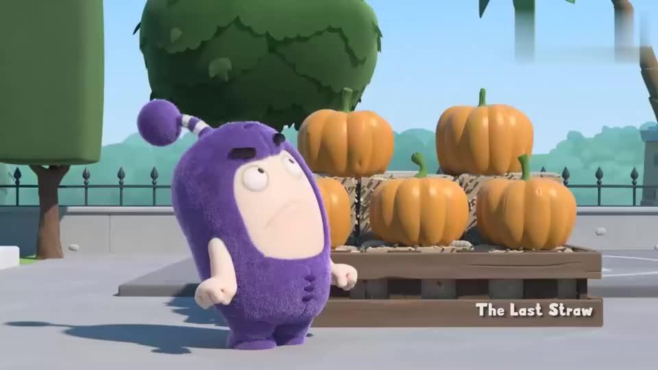 奇宝萌兵蓝宝偷走紫宝的稻草紫宝去找证据却尴尬了哈哈哈