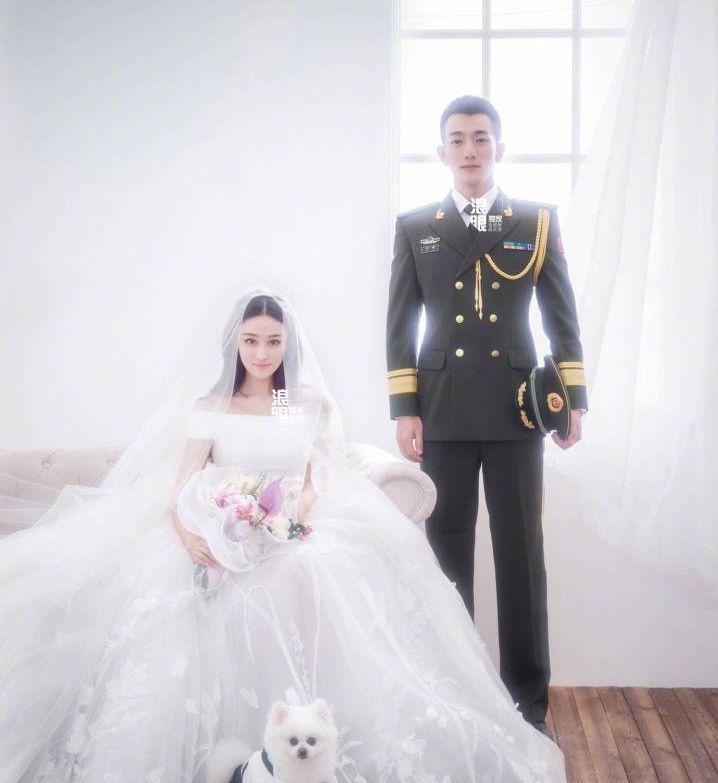 张馨予何捷军婚:我剪掉了你的长发,就要用一生去负责!