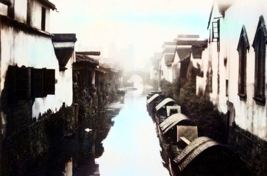浙江省杭州市:1930年代的杭州城