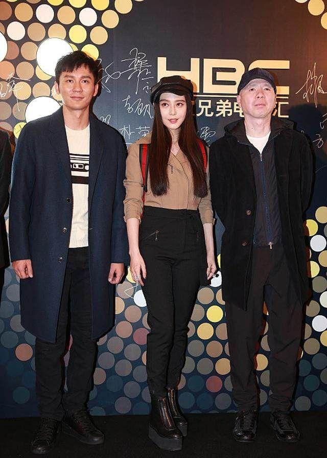 视觉中国镜头下的明星情侣:范冰冰、李晨颜值在线,刘诗诗显苍老