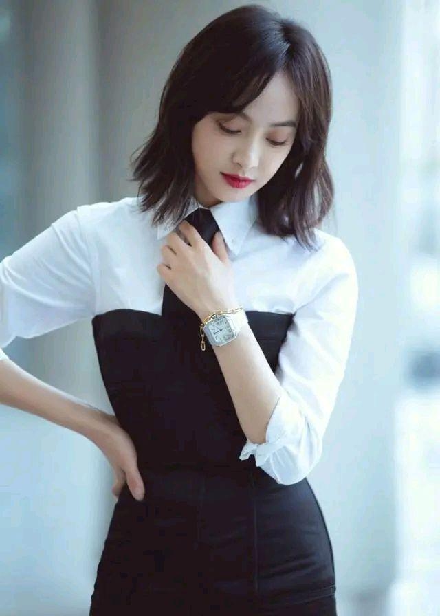 宋茜精美壁纸:时尚靓丽,美丽迷人!