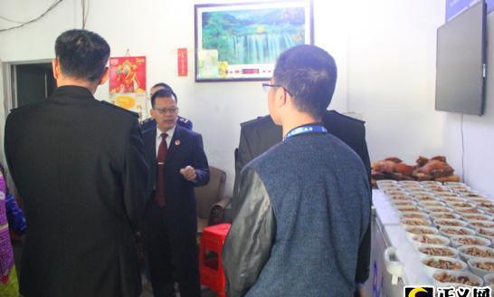 广东蕉岭:记忆中的美食 检察机关来守护