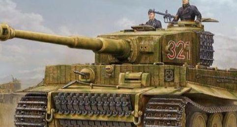 一辆虎式坦克能对付多少日本坦克?俄罗斯用亲身经历 说真实答案