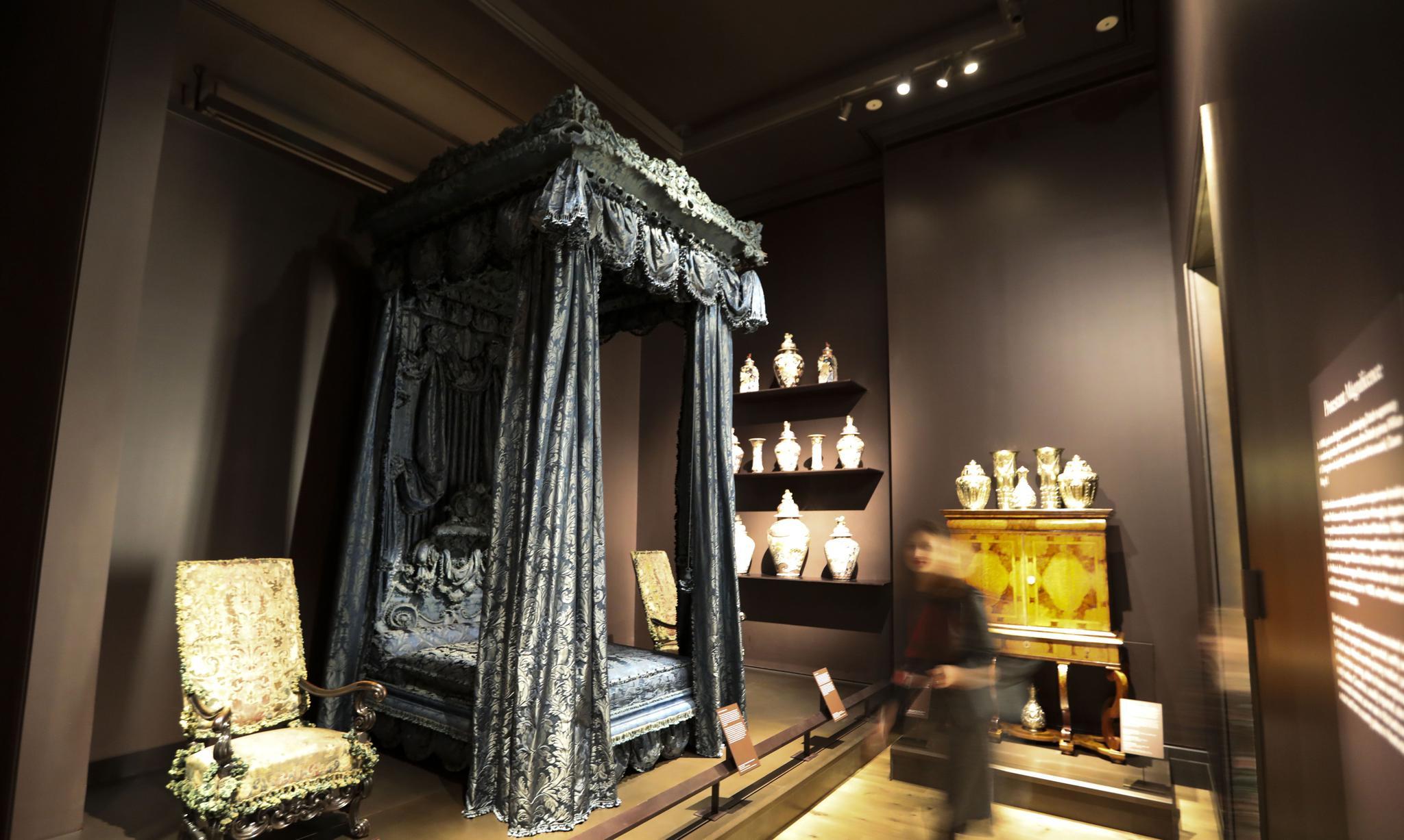 纽约大都会博物馆英国装饰艺术展厅将重新开放