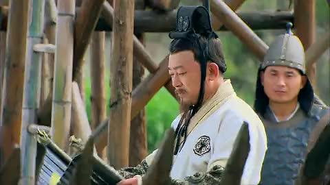 刘邦接到赴宴的旨意怎料传旨的谋士比了个手势众人脸色大变
