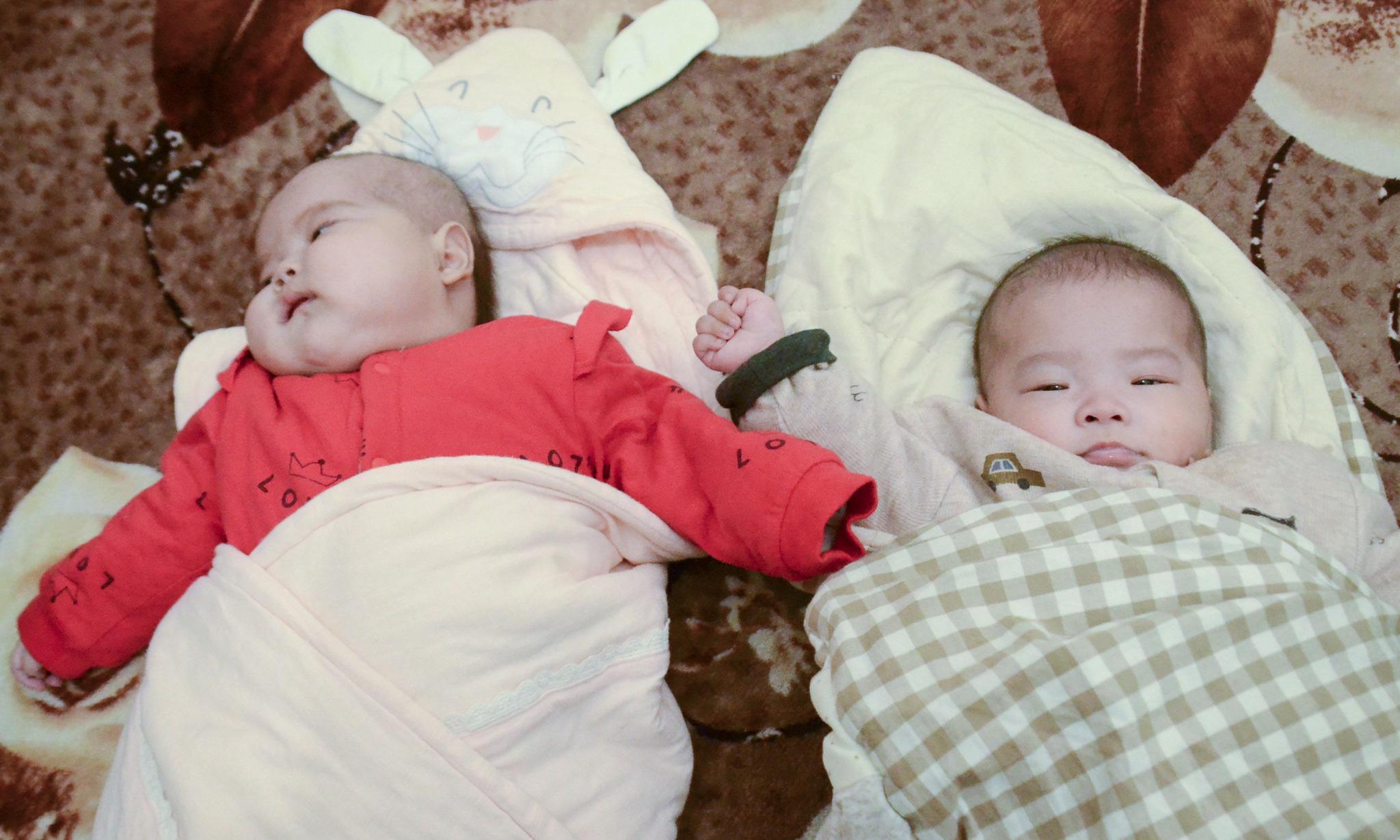 河南一对夫妻结婚6年不孕不育,试管婴儿产下龙凤胎后发现悲剧了