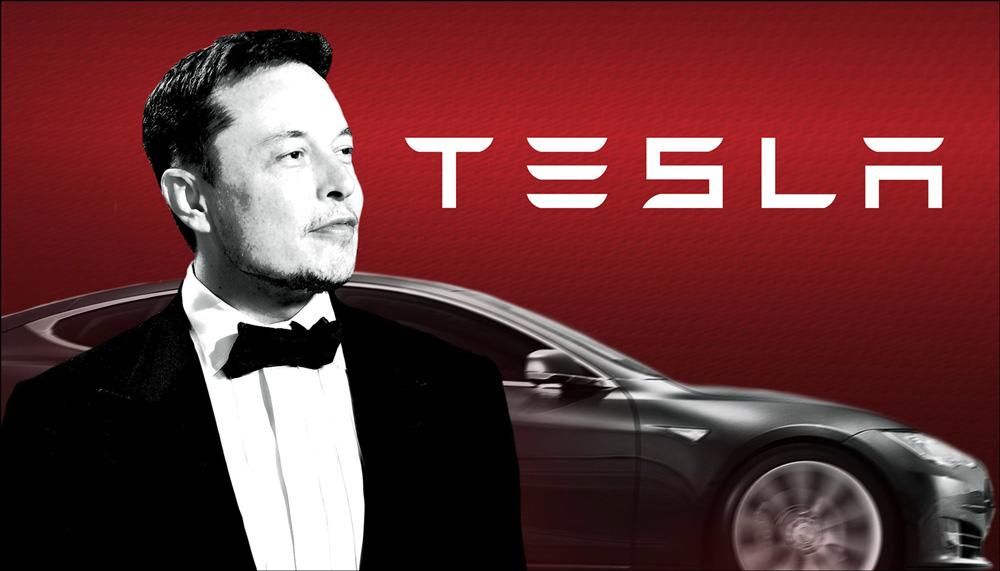 为了特斯拉和整个汽车行业,马斯克把自己变成最伟大的汽车推销员