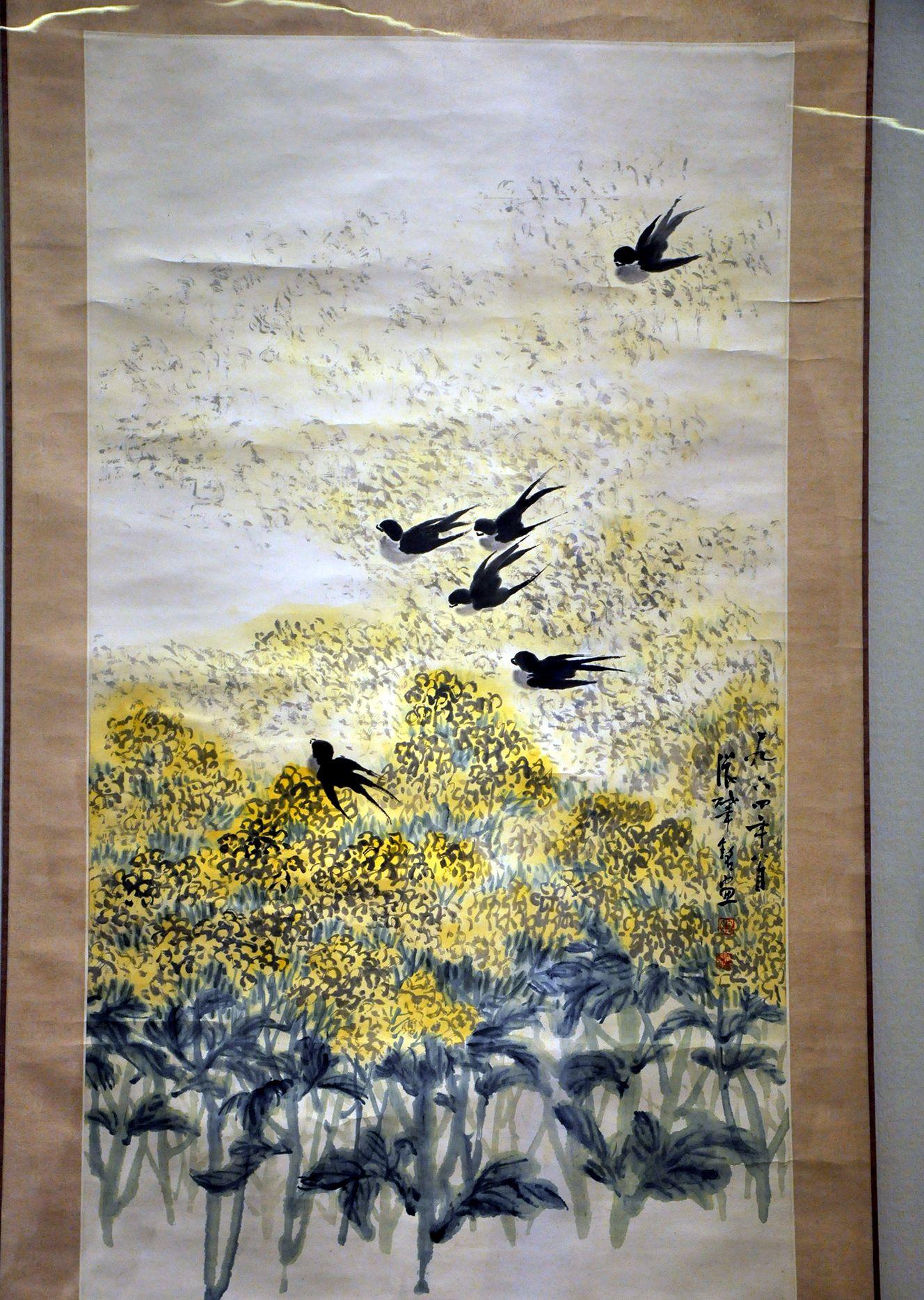 从长江走来——湖北优秀美术作品展,中国画篇