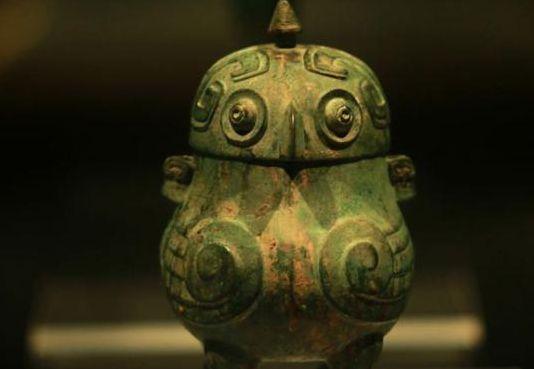 文物:图一神似现代版愤怒的小鸟,图四为永久禁止出境的文物