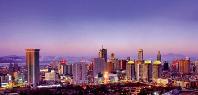 """东北最""""美丽""""的城市,景色美丽空气清新,经济发展却也不甘示弱"""