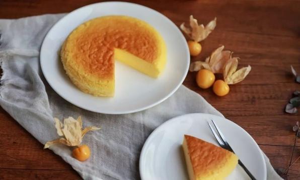 轻乳酪蛋糕配方+动图步骤