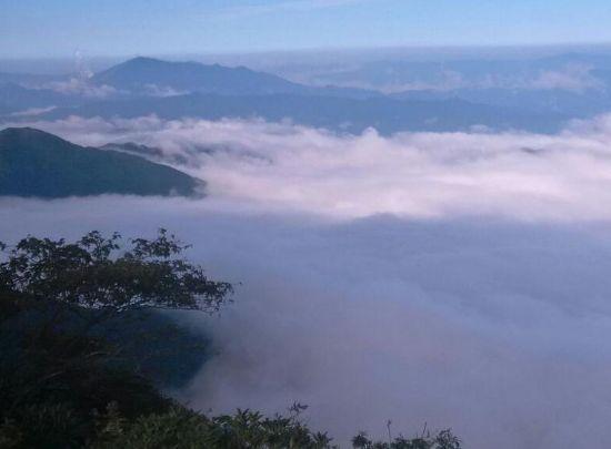 猫儿山国家森林公园,是大金湖旅游线上一颗璀璨明珠,很美