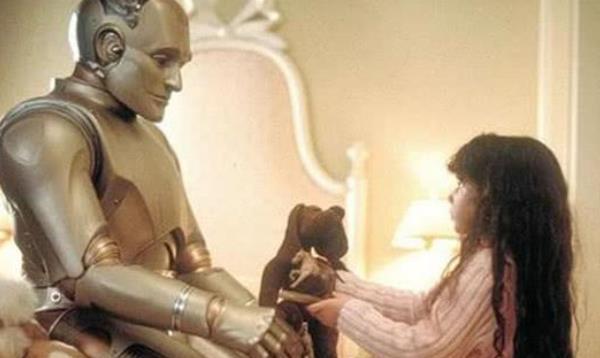 """""""女性机器人""""火了,称其只有富人买得起,男性用户表示很满意"""