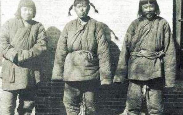 她是中国民族英雄,战败后被做成标本的女人,后在世界四处展览!