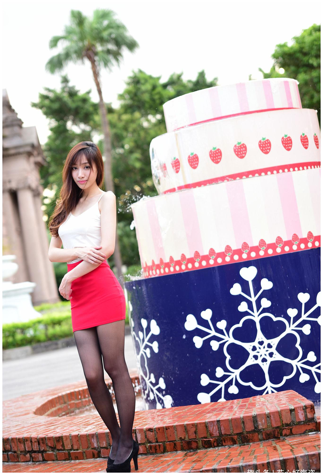 女孩写真集套图大全 台湾清秀女孩 段乐乐之 116