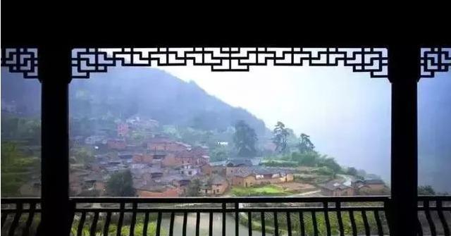 夏日旅行之地:酉田村,巖坑嶺頭,巖下村,岩龙古村