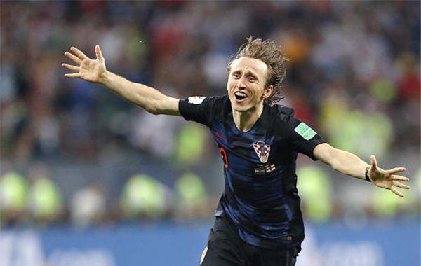 """2018世界杯,克罗地亚的取胜秘诀,""""跑不死""""的中场双核!"""