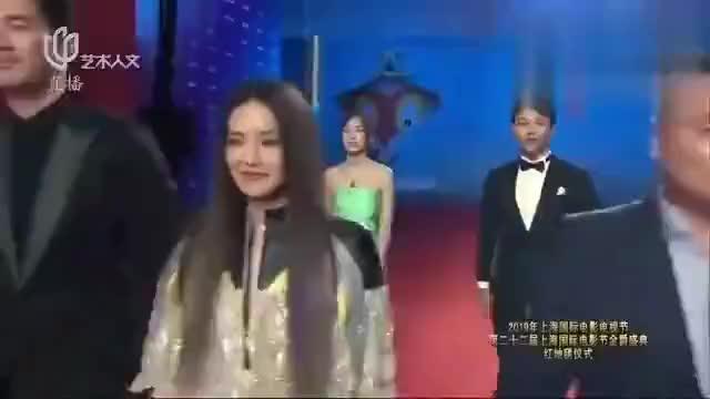 鹿晗舒淇高以翔新电影《上海堡垒》参加电影节亮相