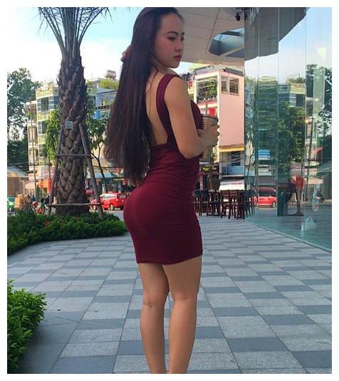 28岁越南女孩爱上健身 瑜伽裤秀出曲线