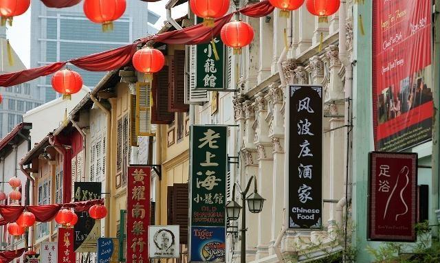 华人总喜欢去唐人街凑凑热闹,旧金山的唐人街真的大有名气