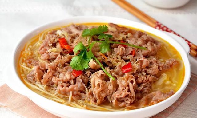 肥牛谁还涮火锅?这样做,好吃到汤都不剩!做法简单,一看就会