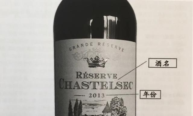 大部分人都知道的法国葡萄酒酒标解读