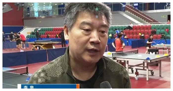 国乒两大主教练透露训练内容!马琳介绍刘诗雯伤病情况,恢复较好