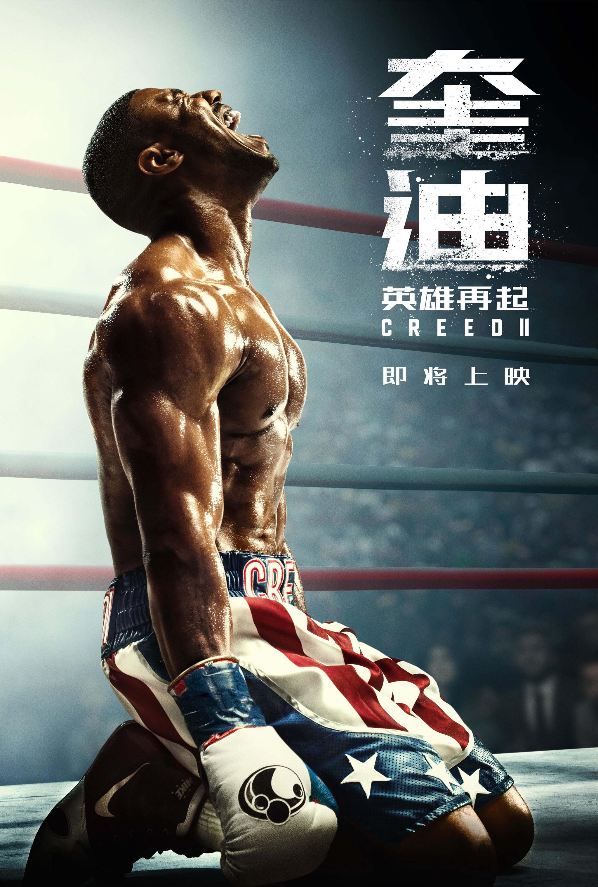 北美年度必看影片《奎迪:英雄再起》有望引进 史泰龙重磅回归