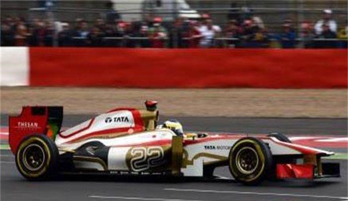 米德兰车队:重新认识它,F1是工业的杰作,很有派头
