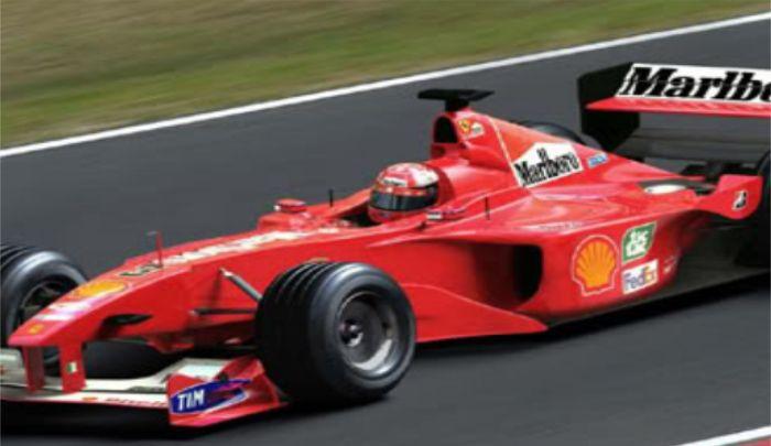 法拉利赛车,一起了解它,车身帅气性能好,与众不同