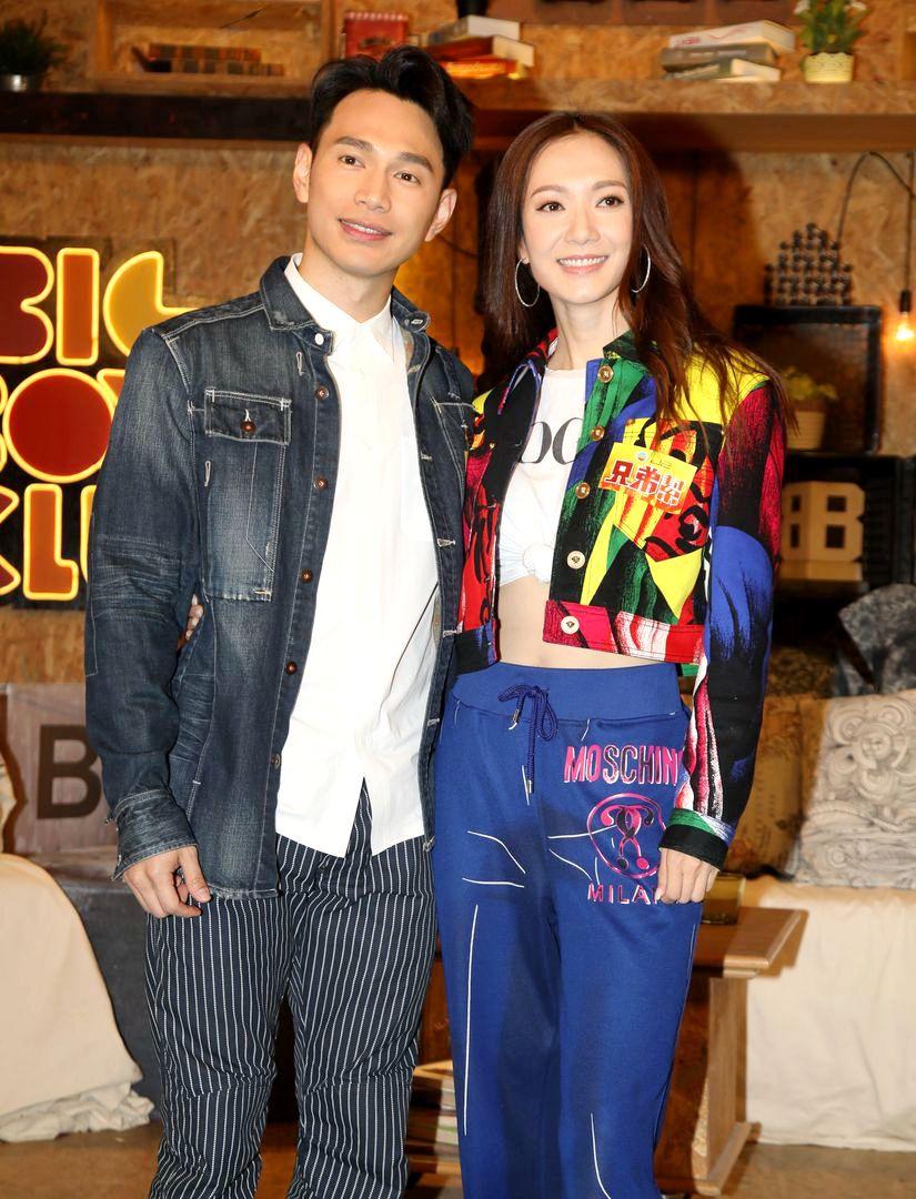 王君馨出席节目录制,王梓轩自爆与王君馨差点成为一对