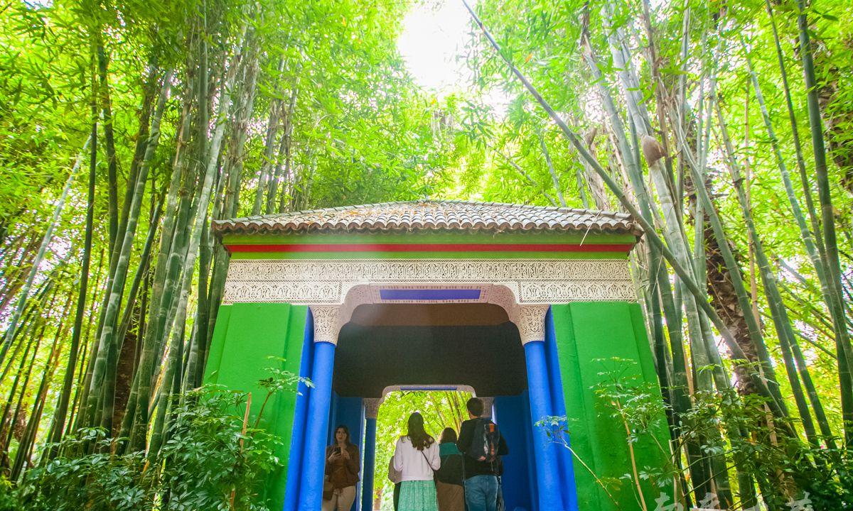 探寻伊夫圣罗兰花园,追忆一个时代的时尚