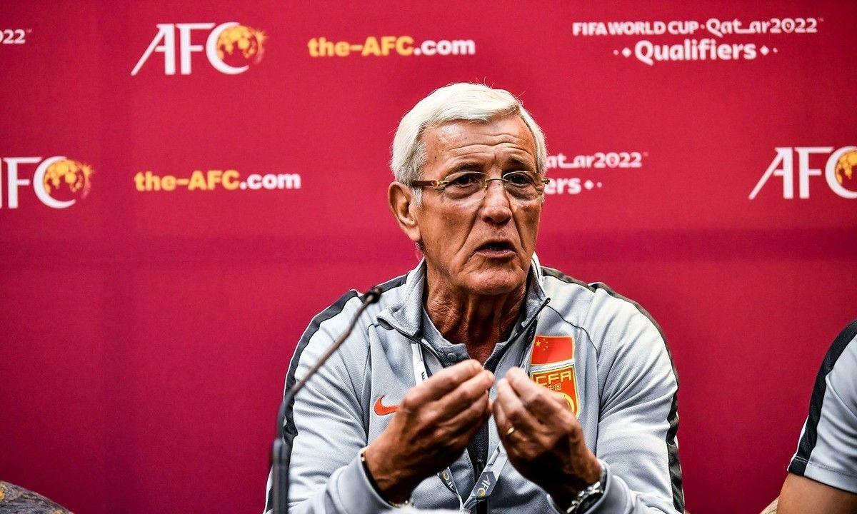 国足1-2不敌叙利亚,里皮宣布辞职!中国足协致歉