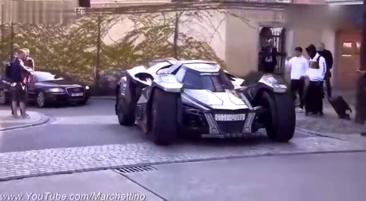 视频:跑车这次真的玩大了,兰博基尼Gallardo被改装的面目
