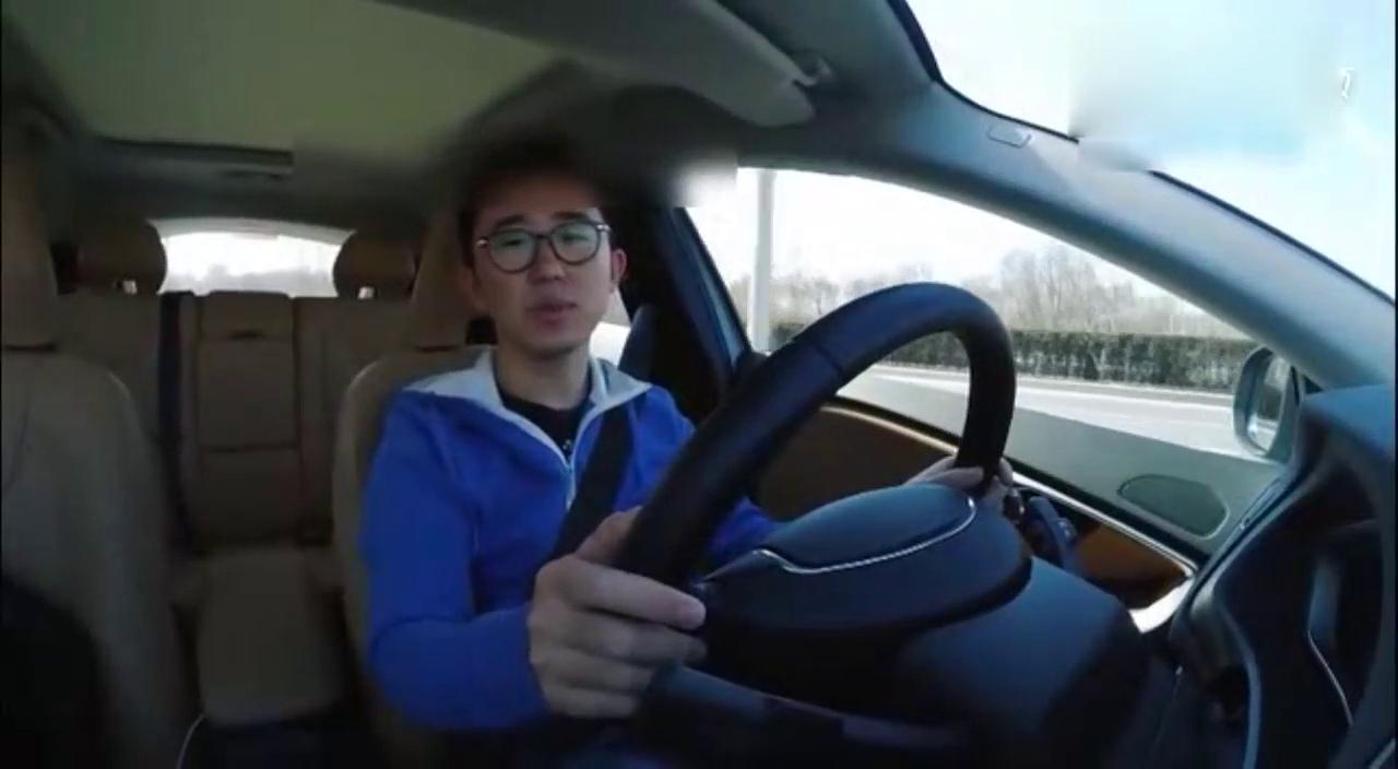 视频:沃尔沃V40运动性能测试,操控比肩宝马