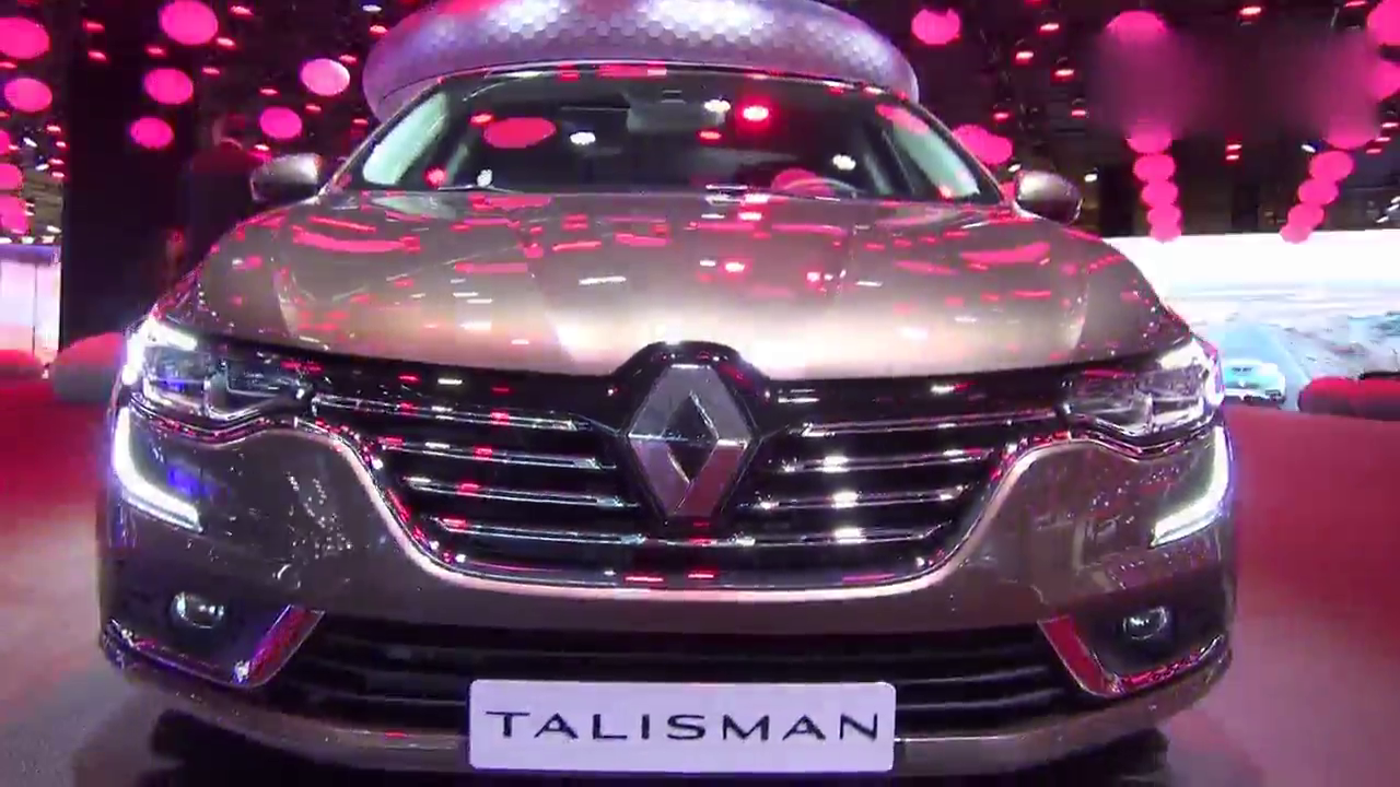 视频:唯美法式大餐,中级车最美,静态体验全新雷诺塔利斯曼