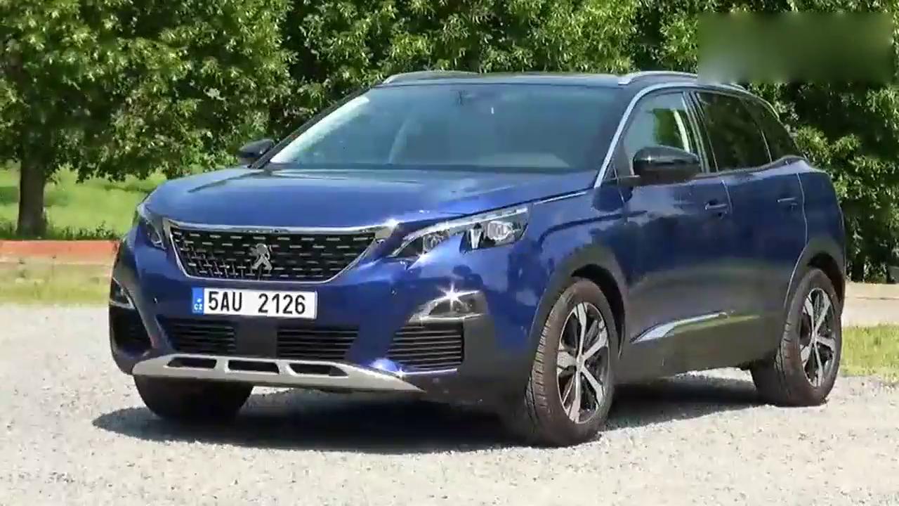 高端智能欧系SUV 标致4008 外观内饰动态展示