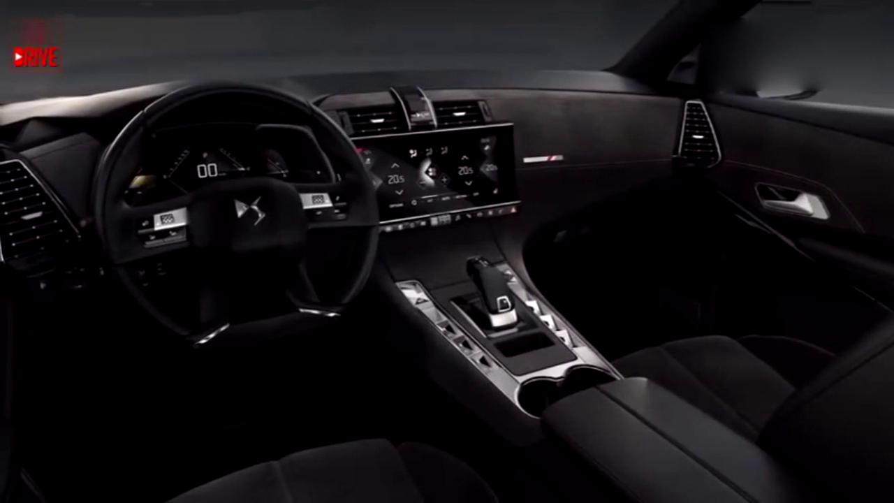 视频:标致4008之后法国又一神车诞生,DS7这内饰媲美奔驰