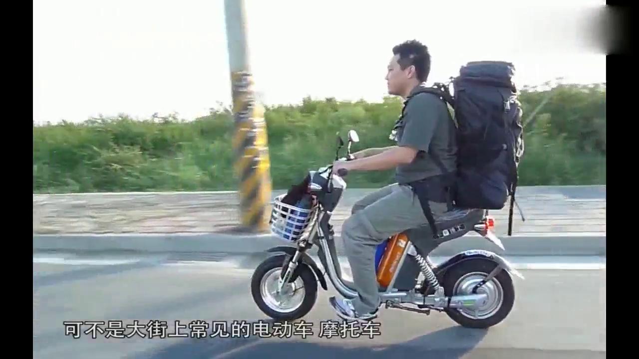 中国造永远不倒的汽车,能横着开零半径调头,卡车都撞不倒