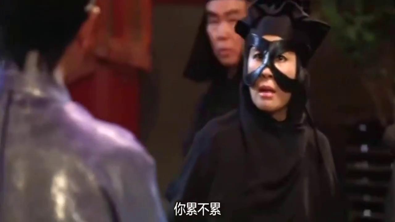 古天乐和吴君如的这段视频,太幽默了!