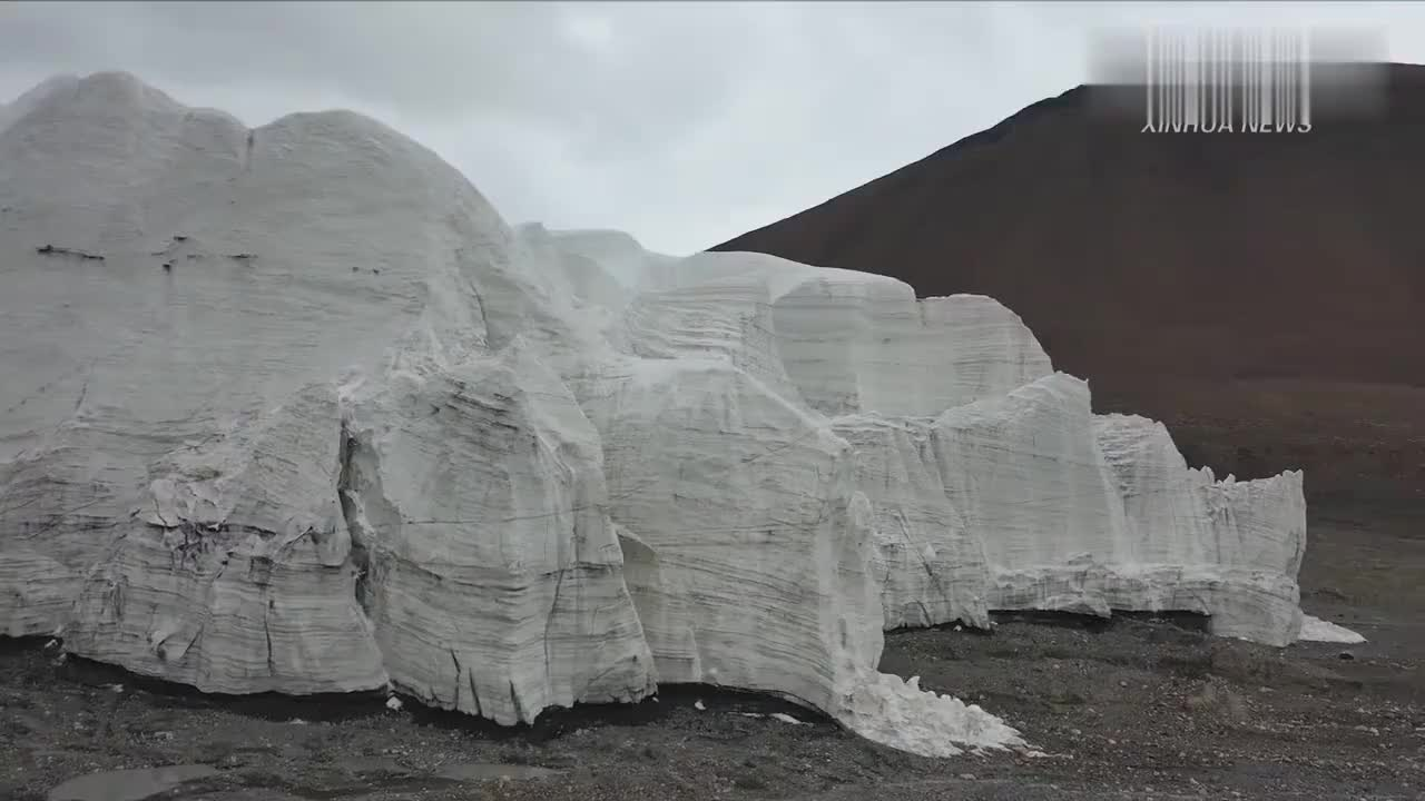 气势雄伟!来西藏阿里看拉布拉冰川