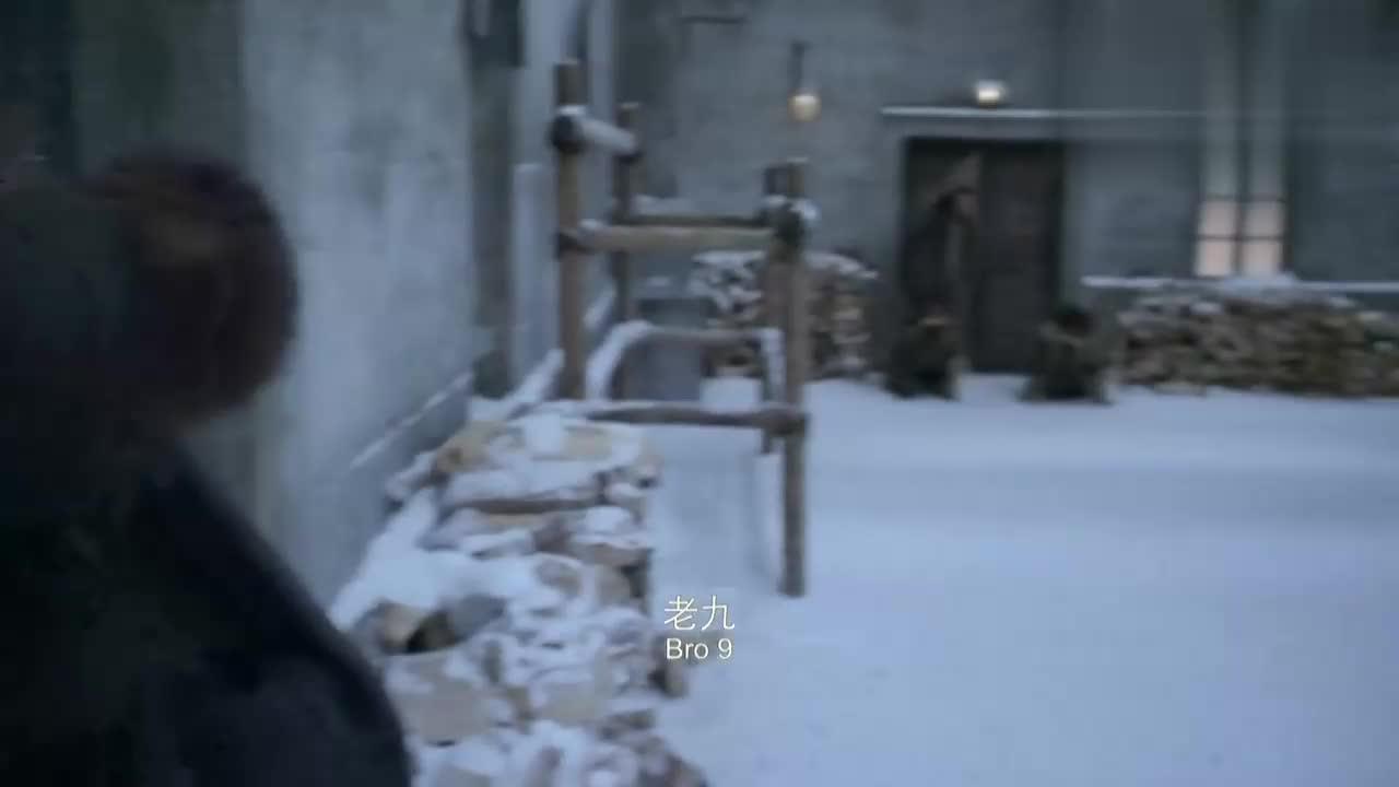 座山雕试探杨子荣竟直接被杨子荣看穿这智商真高