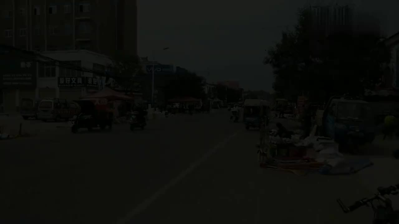 漯河临颍这个乡村如同江南水乡还是aaa级景区看看怎么样