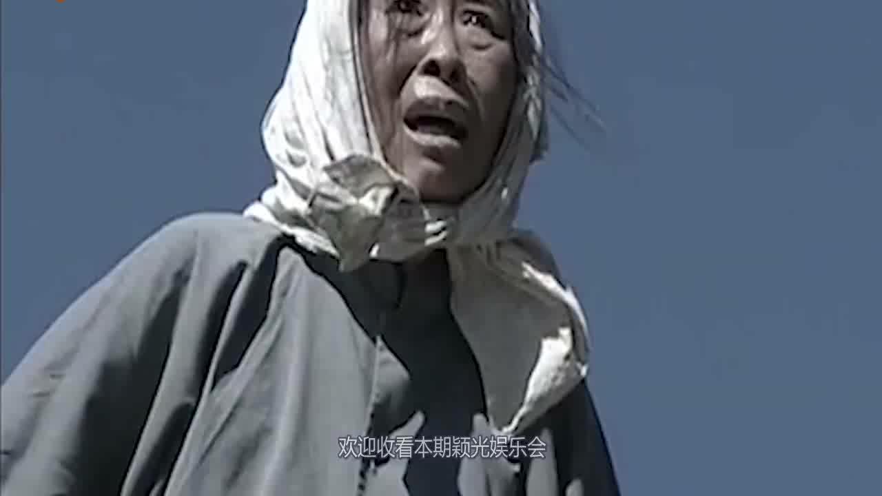 83岁丑娘张少华再住院瘦骨嶙峋走路吃力晚年生活有点凄凉